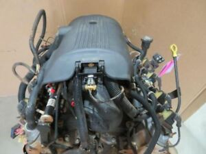 5 3 Liter Engine Motor Ls Swap Dropout Chevy Lm7 131k Complete Drop Out