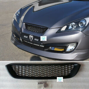 M s Type D Grille For Hyundai Genesis Coupe Bk1 2009 2012