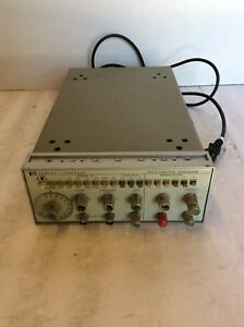Hp Hewlett Packard 3312a Waveform Function Generator
