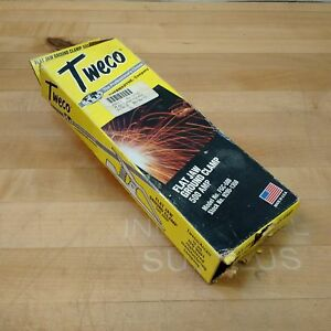 Tweco Fgc 500 Flat Jaw Ground Clamp 500 Amp New