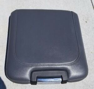 2013 2014 2015 Dodge Ram 1500 Gray Center Console Lid Storage Armrest 13 15 Oem