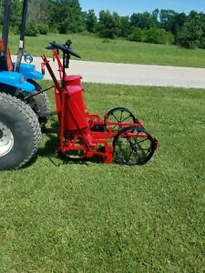 Massey Ferguson 2 Row Corn Planter Sweet Corn Food Plots Can Ship