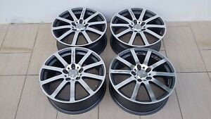 Genuine Jdm Mugen Nr Wheels Rims 17 7jj 53 5x114 3 Accord Crv Civic No Tires
