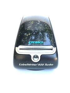 Dymo Label Writer 450 Turbo Address Shipping Printer With All Power Cords
