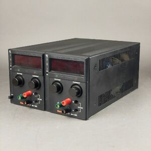 Sorensen Dual Output Power Supply 60vdc 1a 60w X2 P n Xtd60 1 Load Tested