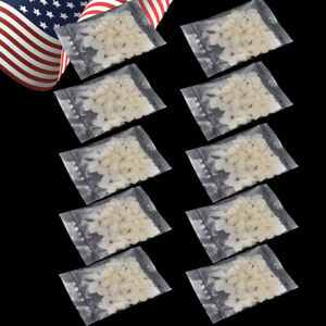10sets Dental Temporary Crown Patch Porcelain Material Anterior Film Molar Tooth