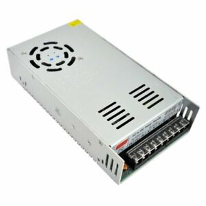 Ac 110v 220v To Dc 24v 21a 500w Switching Power Supply Silver