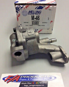 1955 1956 1957 Chevy 265 283 V 8 Engines Oil Pump stock Melling M 46