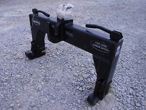 Speeco Category 2 Hd Quick Hitch 3 Point Hitch Tractor Attachment Ship 149