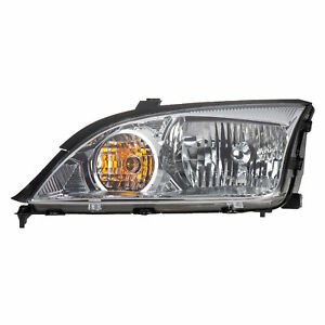 Oem New Front Left Driver S Headlight Lamp 2005 2007 Ford Focus 7s4z13008f
