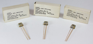 Rare Western Electric 2n67 Transistor Lot Of 3 Nos 1950 s Prototype Untested