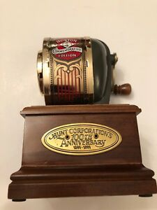 Boston Commemorative Edition Pencil Sharpener Brand New Hunt Corp 100 Year