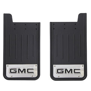 Gmc Heavy Duty Mud Splash Guards 12 X 23 Universal For Trucks Made In The Usa