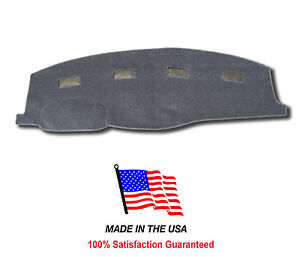 2006 2009 Dodge Ram Pick Up 2500 Gray Dash Cover Mat Pad Carpet Do66 0
