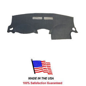 2004 2007 Chevy Malibu Gray Carpet Dash Cover Mat Pad Ch53 0 Made In The Usa
