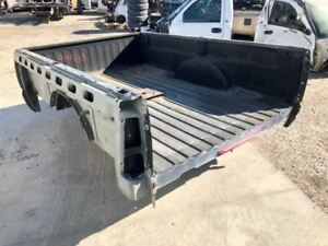 01 07 Silverado Sierra Classic Used Dually Bed Structure Frame As Shown
