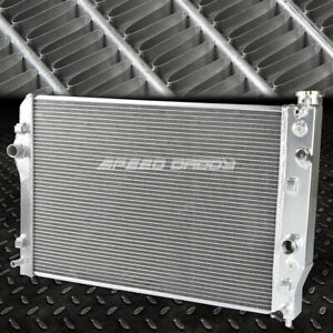 For 98 99 Chevy Camaro Pontiac 5 7l V8 3 Row Full Aluminum Core Racing Radiator