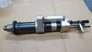 Ingersoll Rand Aro 8258 c28 1 2800 Rpm Self Feed Twin Spindle Drill