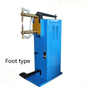 Dn 25 Metal Stainless Steel Iron Plate Welding Machine Pedal Type