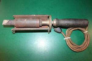 Vintage American Beauty 3158 Soldering Iron 200 Watts With Cloth Cord