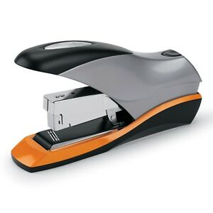 Swingline Stapler Optima 70 70 Sheet Capacity Reduced Effort Silver 87875