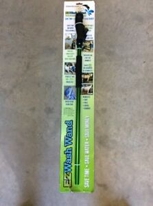 Ez Wash Wand For Horses Livestock Dogs Green Time Saver Eco Friendly New