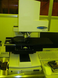 Nanometrics Nanospec 6100 Table Top Film Analysis System Full Warranty