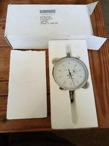 Dial Indicator 0 1 2 Fowler 52 520 200 001 New Old Stock