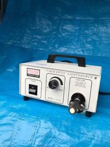 Cuda Fiber Optic 250 Model Light Source Surgical Device Doctor Office Works