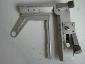 Leitz Sample Holder For Pol 1