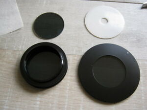 Olympus Polarizer For Old Stereo Microscope