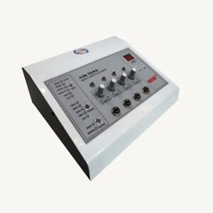 Electrotherapy Device Physiotherapy 4 Channel Pain Relief Therapy Unit