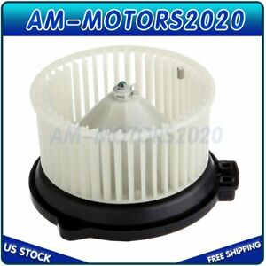Hvac A C Heater Blower Motor W Fan Cage For Honda Accord Civic Acura Integra Cl