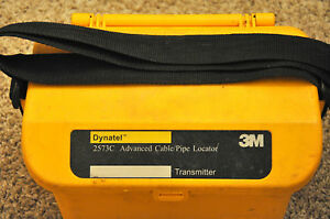 3m Dynatel 2573 Advanced Cable Pipe Fault Locator Transmitter 2573c Box Only 3w