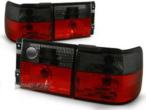 Tail Lights For Vw Vento 92 98 Red Smoke Worldwide Freeship Us Ltvw90wd Xino Us