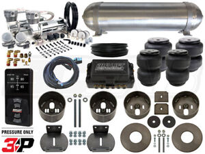 Complete Air Suspension Kit 1965 1970 Cadillac Deville Level 4 W Air Lift 3p