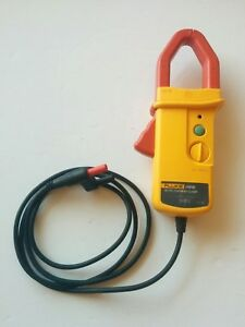 Fluke I1010 Ac Dc Current Amp Clamp 1000a Adapter For Fluke Multimeters 1ka