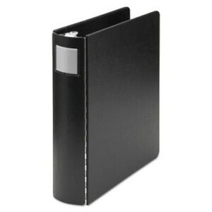 Wilson Jones Casebound 4 Round Ring Binder 14 X 8 1 2 2 Capacity wlj34448l