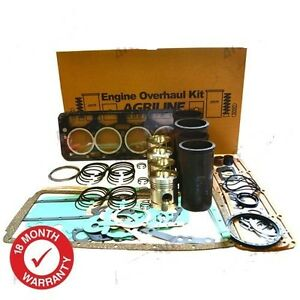 Engine Overhaul Kit Fits Leyland 270 272 282 472 Tractors With 4 98nt Engine