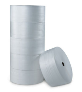 Box Partners Upsable Perforated Air Foam Rolls 1 8 X 12 X 350 White 1 each