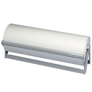 Box Partners Newsprint Roll 30 15 X 1 440 White 1 Roll Np1590
