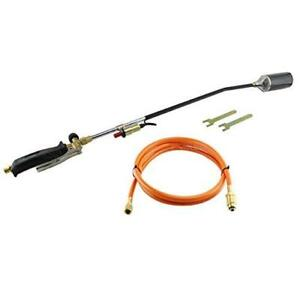 Propane Push Start Blow Torch Paint Removal Industrial Shrink Wrapping