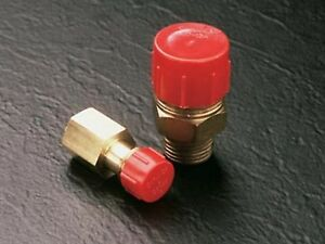 100 250 Or 500 Caplugs Cd 6a Threaded Plastic Caps For Flared Jic Fittings