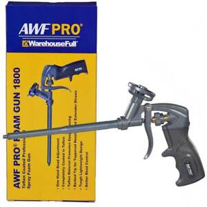 Teflon Coated Professional Foam Gun One Hand Adjustment Awf Pro