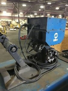 Millermatic S 52d Wire Feeder With Digital Display