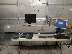 Malvern Instruments Mastersizer Mss Laser Sizer Particle Counter Analyzer