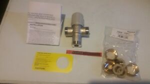 Honeywell Am100 us 1lf Sweat Union Mixing Valves 1 2 In