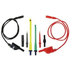 Deluxe Multimeter Lead Set Pwp Ppls03 Brand New