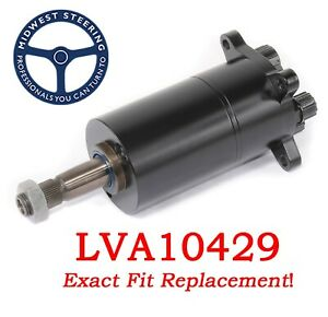 John Deere Steering Valve Replaces Lva10429 For 4200 4300 4400 4500 4600 4700
