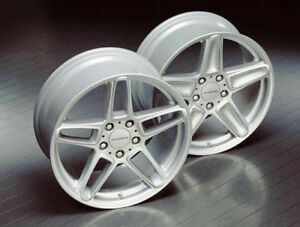 Styling Set Inlays For Ac Schnitzer 17 Inches Zoll Type 3 Concave
